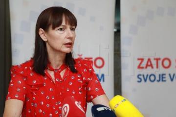 Vesna Vučemilović ide u utrku za osječko-baranjsku županicu