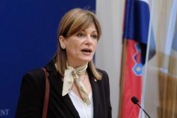 Vidović Krišto prozvala četiri kandidata za gradonačelnika Zagreba: 'Plan duboke države je očekivano zloban i porazan za građane!'