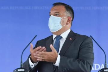 Vili Beroš: 'Primjer preminulog pacijenta u KBC Rijeka pokazuje nam da 100 % sigurnosti nema'