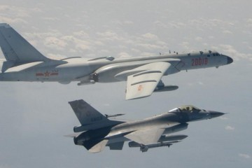 Čak 20 kineskih borbenih aviona upalo u zračni prostor Tajvana; Taipei: 'Rasporedili smo rakete'