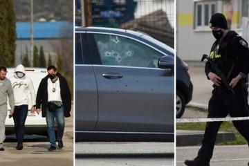 Kronologija krvavog pohoda: ubojica je izrešetao tri osobe u Šibeniku, a zatim se odvezao u Vodice... Neslužbeno se doznaje povod masakra