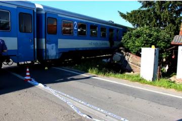 Kod Pleternice hodao po vlaku i mahao plastičnim pištoljem