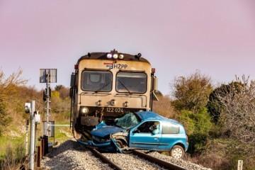 STRAŠNA NESREĆA U ISTRI Smrtno stradao u naletu vlaka