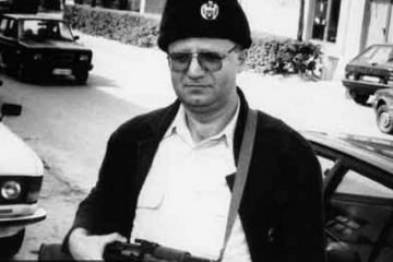 DA GA HRVATSKA POLICIJA NIJE PUSTILA, OVO SE NE BI DOGODILO: Šešeljeve prijetnje s mitinga u Bačkoj Palanci