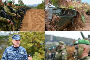 VOJNA VJEŽBA 'UDAR 21' SVE IMPRESIONIRALA! Hrvatska vojska pomiče granice svojih sposobnosti