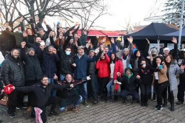 Juneći ragu i fotografija za kraj: Kuhari volonteri idu iz Petrinje