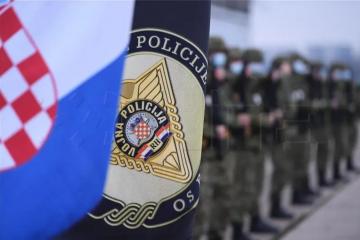 Svečano obilježavanje 30. obljetnice ustrojavanja vojne policije