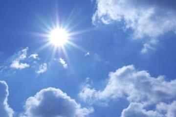 DHMZ: Vrijeme danas - Sunčano s umjerenom naoblakom