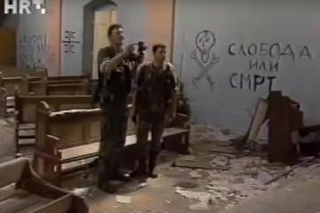 5. rujna 1992. – Srpski agresor razorio na desetke katoličkih crkava na šibenskom području