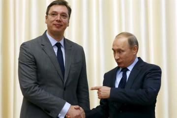 Rusija naoružava Srbiju da bi parirala NATO-u na Balkanu!