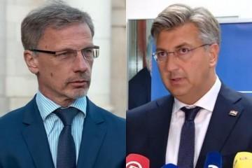 Vujčić upozorio na mogućnost rasta kamatnih stopa, Plenković smiruje situaciju