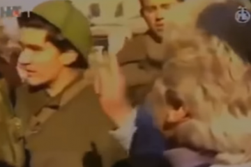 Mlinarić objavio snimku: Je li ovo civilna žrtva rata?