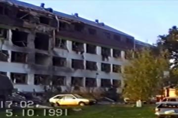 U BOLNICU JE DONESENA TEŠKO RANJENA: Najmlađa žrtva Vukovara samo je jedna od brojnih užasa koji se se dogodili u vukovarskoj bolnici pod paljbom