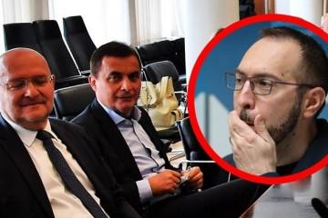 Bivši šef Uprave Holdinga udario po Tomaševiću: 'Sažalijevali smo ga, drugi vuku konce u sjeni'