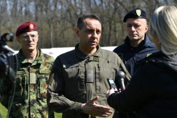 Reakcije iz Crne Gore na najave Vulina iz srbijanske Vlade da će 'svi Srbi živjeti u istoj državi'