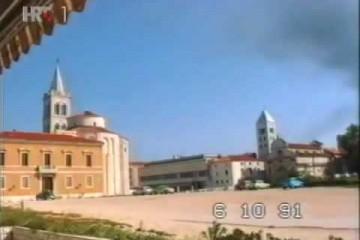 5. listopada 1991. Zločini srpske agresorske vojske (Zadar) – ubijeno 389 civila i 20-ero djece