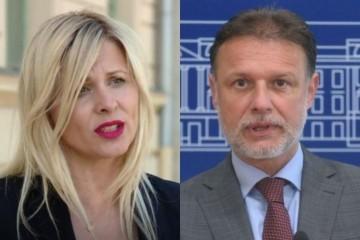 Previranja u Vinogradskoj: Zadravec rekla da ima SMS koji kompromitira Jandrokovića