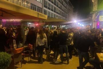 VIDEO: UŽIVO IZ ZAGREBA Hrpa ljudi u centru Zagreba: Na terasama se družilo i zapjevalo