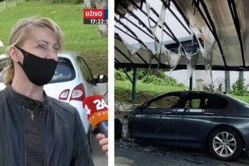 Žalila se na buku žičare, dan kasnije zapaljen joj automobil: 'Neću si oprostiti tu izjavu...'