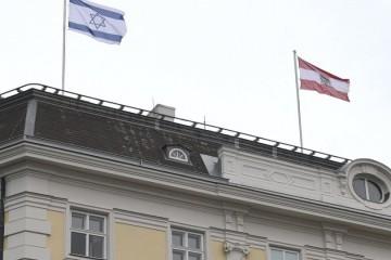 Austrija, Slovenija i Češka izvjesile izraelske zastave