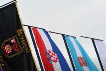 """Osnovana 81. gardijska bojna Hrvatske vojske """"Kumovi"""""""