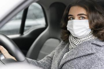 PRETJERIVANJE? Uvode nova pravila: Zaštitne maske obavezne su i u automobilima