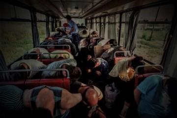 """Damir Plavšić: """"Na današnji dan prije 29 godina (26. veljače 1992. godine) Srbi su izvršili prebacivanje petstotinjak zarobljenika iz najgoreg logora """"Niš"""" u logor Sremska Mitrovica""""."""