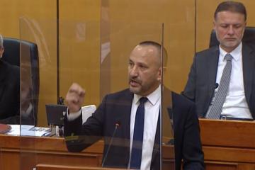 VIDEO Bulj: Ukinimo županije, zbog njih je virus i došao u domove; Zekanović: Hrvatska će morati vratiti novac koji dođe kao pomoć!