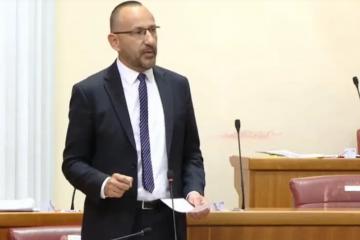 Zekanović: Najvažniji posao kršćanina u politici je izboriti se za zaštitu života od njegovog početka, začeća!