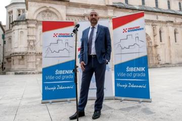 Zekanović: U Šibeniku smeća ima 'na sve strane', a naknade nikad veće