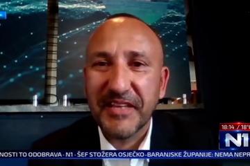 Zekanović – Poštovani predsjedniče dosta je vašeg igrokaza