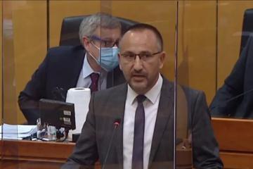Zekanović: Bili smo i bit ćemo protiv imenovanja Zlate Đurđević
