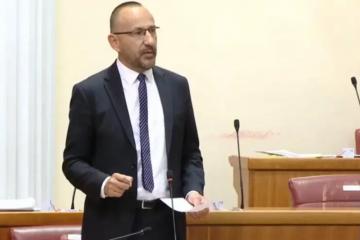 Zekanovićeva podrška Grmoji: To što mu se događa je nečuveno