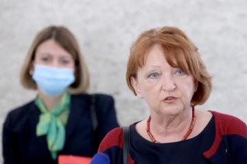 Zlata Hrvoj Šipek:' Prerano je govoriti je li nastupila zastara ili ne kod poslijeratne obnove'
