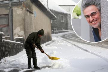 Stiže zima: Krajem tjedna novo zahlađenje, a potom snijeg i kiša
