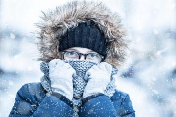 Vrijeme pravo zimsko: Oblačno i vjetrovito, mjestimice slaba kiša i snijeg