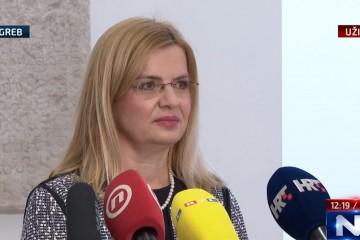 Zlata Đurđević: Nisam vjerovala da bi me predsjednik države predložio