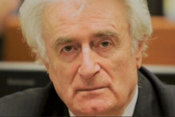 RATNI ZLOČINAC RADOVAN KARADŽIĆ ODBIJEN, NJEGOV ODVJETNIK OČAJAN: 'Osuđen je na smrt od muslimanskih ekstremista!'