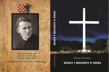 """Nova knjiga Marije Dubravac """"Znaci i milosti s neba"""" - sav prihod od prodaje ide najpotrebitijima"""