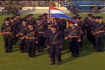 9. travnja - Osnovan Zbor narodne garde