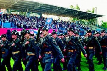 Zbor narodne garde -  ZNG