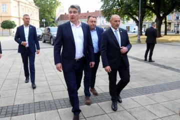 MILANOVIĆ O ZLOČINIMA S HRVATSKE STRANE! 'Ovo neće svima dobro leći': Nahvalio ministra Medveda! 'On radi sve što može'