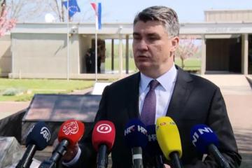 Milanović u Jasenovcu: Jasno je da Josip Broz nije ovdje nikad dolazio, jer je ovo mjesto kontroverzi