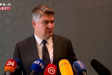 Milanović: Neka se premijer ne pravi naivan