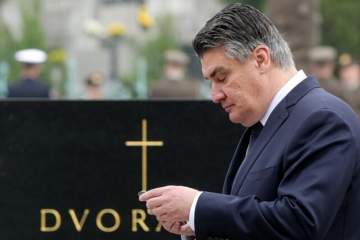 'JEDAN OD NAJTUŽNIJIH DOGAĐAJA HRVATSKOG NARODA U BiH' Milanović pisao o zaboravljenim žrtvama. Za smrt djece nitko nije odgovarao!