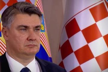 Milanović: ZDS u Okučanima je gaženje žrtava i sjećanja na Bljesak