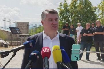 Zoran Milanović: Od Srbije ne možemo tražiti ratnu odštetu