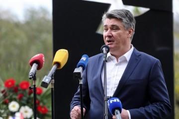 SPORNO UMIROVLJENJE Milanović postavio ultimatum: Ili će Vlada vratiti umirovljenog zapovjednika na posao ili će on blokirati sva imenovanja