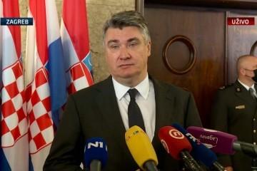 Milanović: Presuda je očito napisana ranije, to je jasno kao suza. Netko je donio tu odluku, pretpostavljam da nije kotlovničar