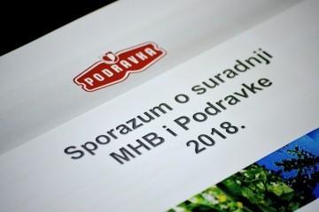 Analizirani rezultati suradnje Podravke, Ministarstva i zadruga hrvatskih branitelja